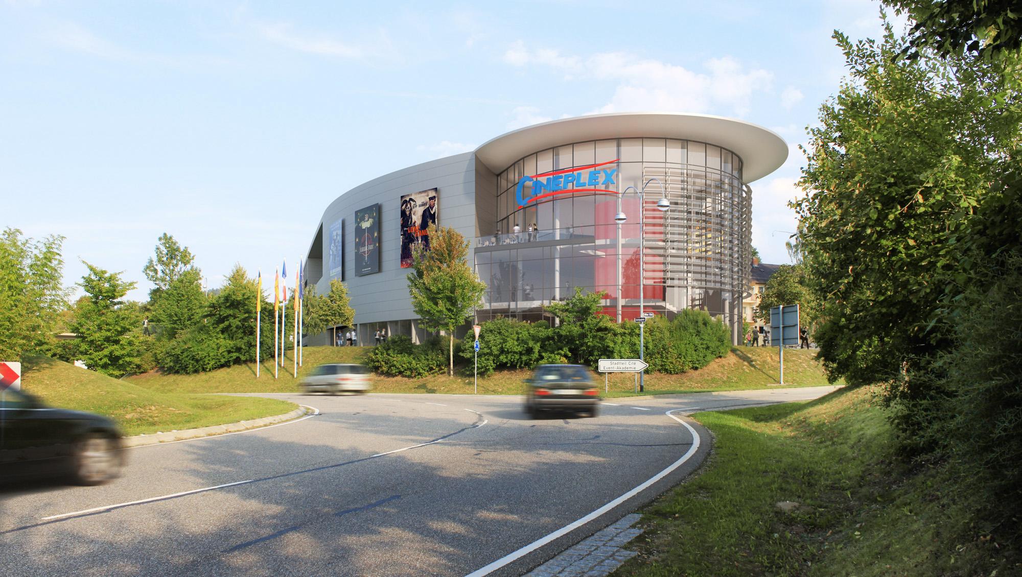 Cineplex Baden Baden Baden Baden